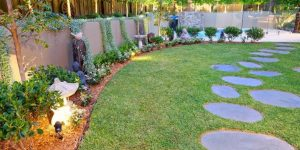 How To Landscape Yard Cheaply?